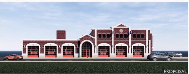 Jeffersontown Fire remodeled station