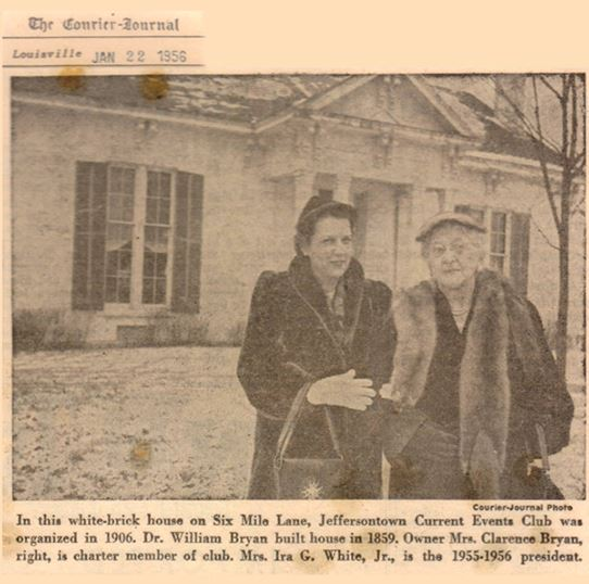 Current Events Club House