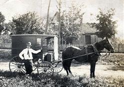 Huckster's Wagon