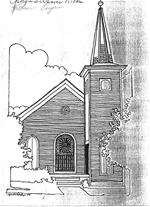 First Baptist Church History 1833-1992