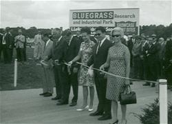 Ribbon Cutting c. 1967