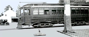Interurban Railcar